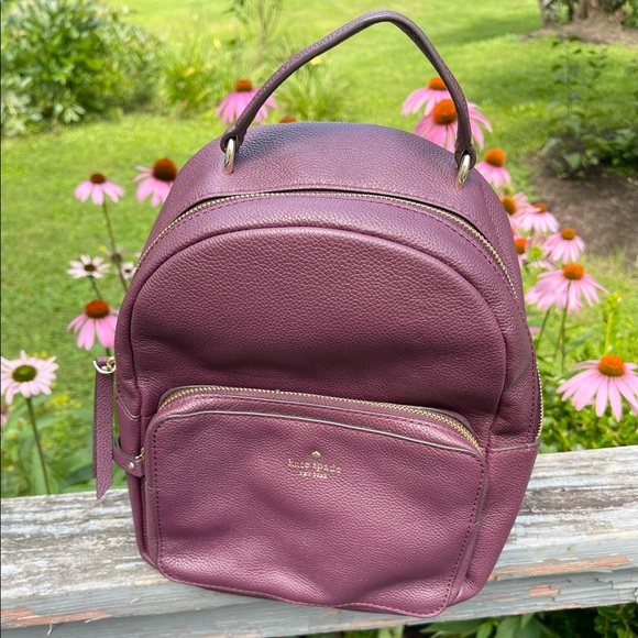 Kate Spade Larchmont Avenue Mini Nicole Backpack